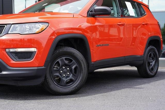Used 2018 Jeep Compass Sport for sale Sold at Gravity Autos Roswell in Roswell GA 30076 3