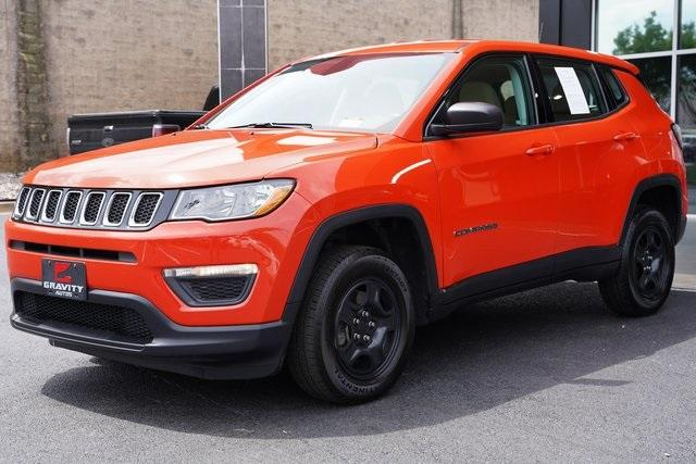 Used 2018 Jeep Compass Sport for sale Sold at Gravity Autos Roswell in Roswell GA 30076 5