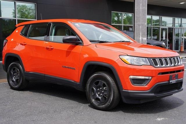Used 2018 Jeep Compass Sport for sale Sold at Gravity Autos Roswell in Roswell GA 30076 7