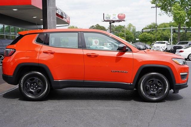Used 2018 Jeep Compass Sport for sale Sold at Gravity Autos Roswell in Roswell GA 30076 8
