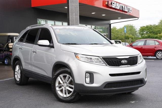 Used 2014 Kia Sorento LX for sale $14,491 at Gravity Autos Roswell in Roswell GA 30076 2