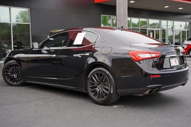 Used 2015 Maserati Ghibli Base for sale Sold at Gravity Autos Roswell in Roswell GA 30076 10