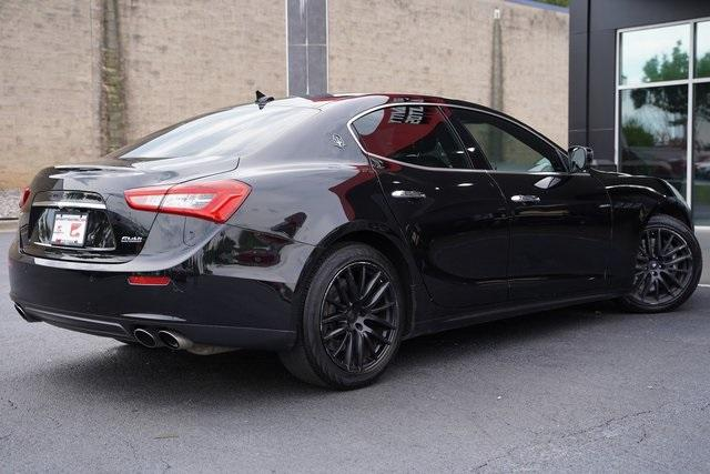 Used 2015 Maserati Ghibli Base for sale Sold at Gravity Autos Roswell in Roswell GA 30076 12