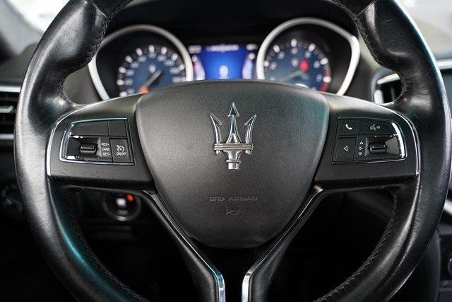 Used 2015 Maserati Ghibli Base for sale Sold at Gravity Autos Roswell in Roswell GA 30076 15