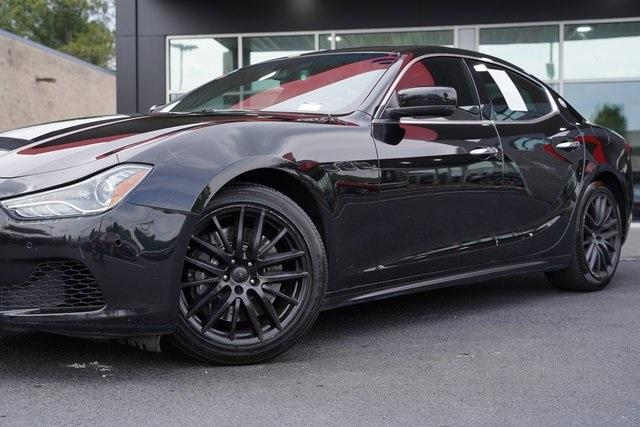 Used 2015 Maserati Ghibli Base for sale Sold at Gravity Autos Roswell in Roswell GA 30076 3