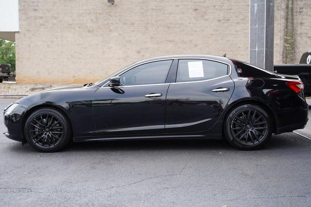 Used 2015 Maserati Ghibli Base for sale Sold at Gravity Autos Roswell in Roswell GA 30076 4