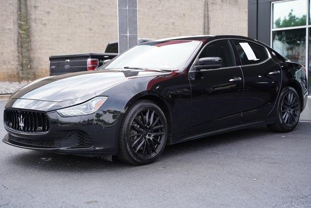 Used 2015 Maserati Ghibli Base for sale Sold at Gravity Autos Roswell in Roswell GA 30076 5