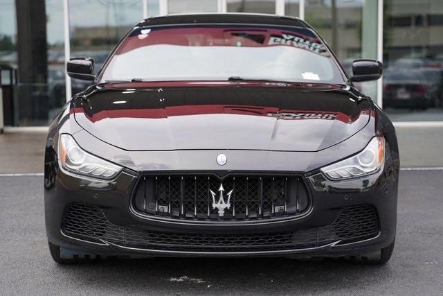 Used 2015 Maserati Ghibli Base for sale Sold at Gravity Autos Roswell in Roswell GA 30076 6