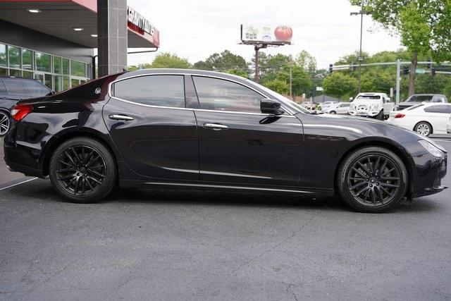 Used 2015 Maserati Ghibli Base for sale Sold at Gravity Autos Roswell in Roswell GA 30076 8