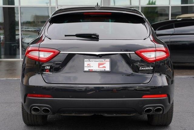 Used 2018 Maserati Levante Base for sale $49,992 at Gravity Autos Roswell in Roswell GA 30076 13