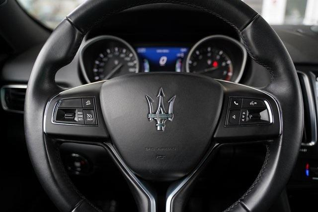 Used 2018 Maserati Levante Base for sale $49,992 at Gravity Autos Roswell in Roswell GA 30076 18