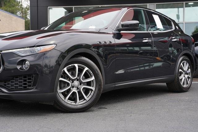 Used 2018 Maserati Levante Base for sale $49,992 at Gravity Autos Roswell in Roswell GA 30076 3