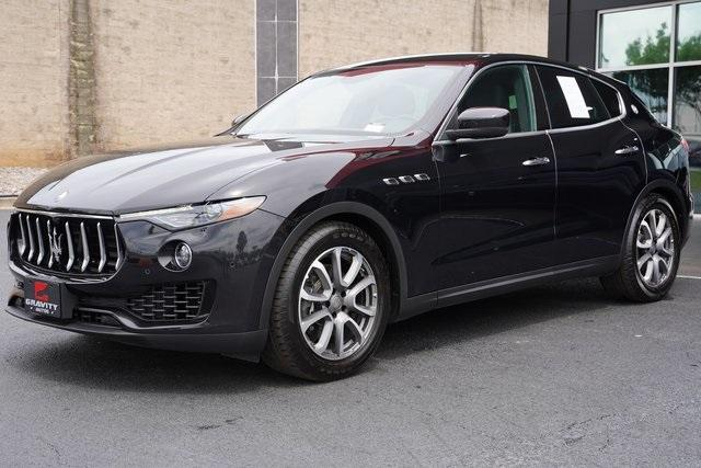 Used 2018 Maserati Levante Base for sale $49,992 at Gravity Autos Roswell in Roswell GA 30076 5