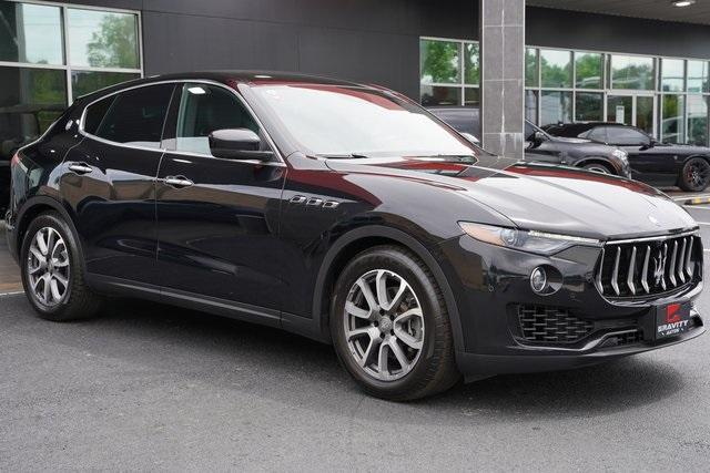 Used 2018 Maserati Levante Base for sale $49,992 at Gravity Autos Roswell in Roswell GA 30076 7