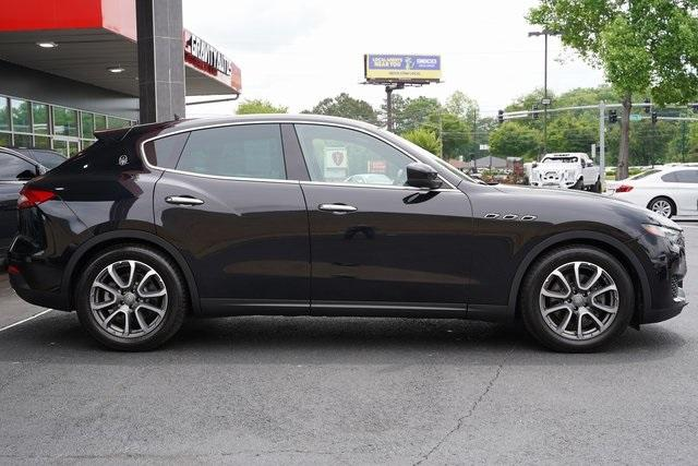 Used 2018 Maserati Levante Base for sale $49,992 at Gravity Autos Roswell in Roswell GA 30076 8