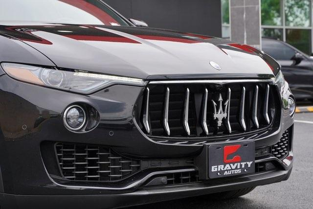 Used 2018 Maserati Levante Base for sale $49,992 at Gravity Autos Roswell in Roswell GA 30076 9