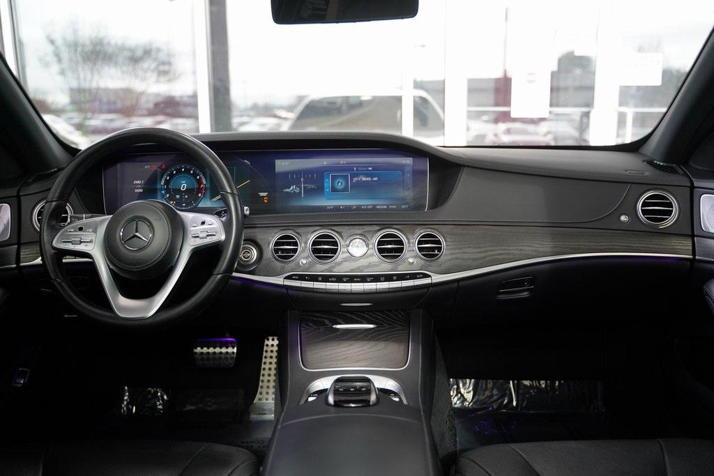 Used 2018 Mercedes-Benz S-Class S 450 for sale $61,991 at Gravity Autos Roswell in Roswell GA 30076 14