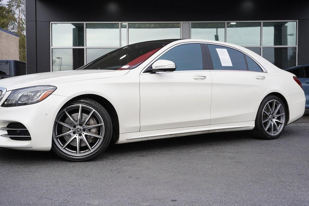 Used 2018 Mercedes-Benz S-Class S 450 for sale $61,991 at Gravity Autos Roswell in Roswell GA 30076 2