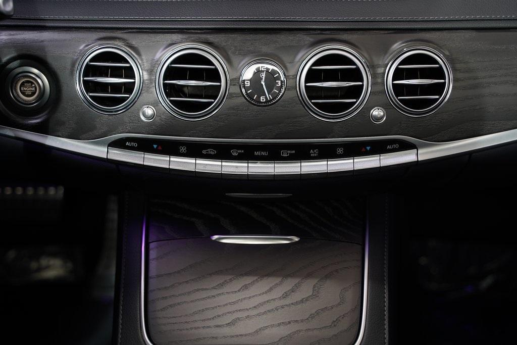Used 2018 Mercedes-Benz S-Class S 450 for sale $61,991 at Gravity Autos Roswell in Roswell GA 30076 25
