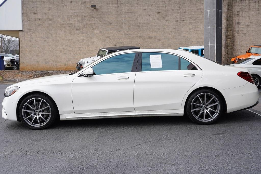 Used 2018 Mercedes-Benz S-Class S 450 for sale $61,991 at Gravity Autos Roswell in Roswell GA 30076 3