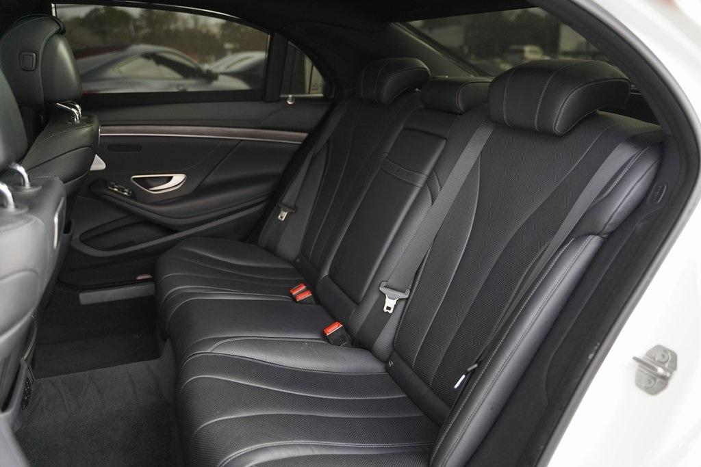 Used 2018 Mercedes-Benz S-Class S 450 for sale $61,991 at Gravity Autos Roswell in Roswell GA 30076 30