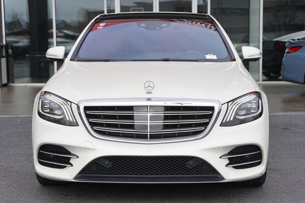 Used 2018 Mercedes-Benz S-Class S 450 for sale $61,991 at Gravity Autos Roswell in Roswell GA 30076 5