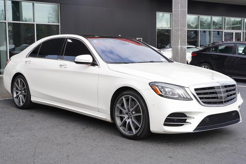 Used 2018 Mercedes-Benz S-Class S 450 for sale $61,991 at Gravity Autos Roswell in Roswell GA 30076 6