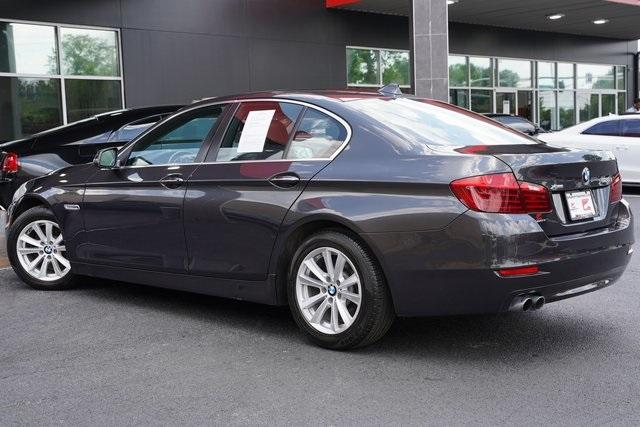 Used 2016 BMW 5 Series 528i xDrive for sale $22,991 at Gravity Autos Roswell in Roswell GA 30076 11