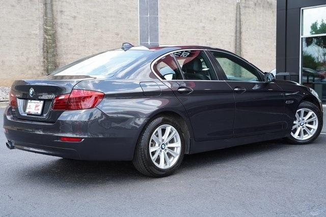 Used 2016 BMW 5 Series 528i xDrive for sale $22,991 at Gravity Autos Roswell in Roswell GA 30076 13
