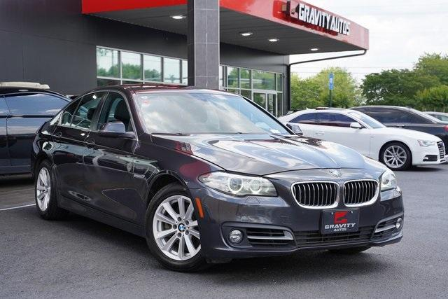 Used 2016 BMW 5 Series 528i xDrive for sale $22,991 at Gravity Autos Roswell in Roswell GA 30076 2