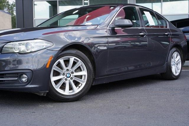Used 2016 BMW 5 Series 528i xDrive for sale $22,991 at Gravity Autos Roswell in Roswell GA 30076 3