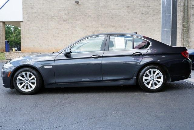 Used 2016 BMW 5 Series 528i xDrive for sale $22,991 at Gravity Autos Roswell in Roswell GA 30076 4