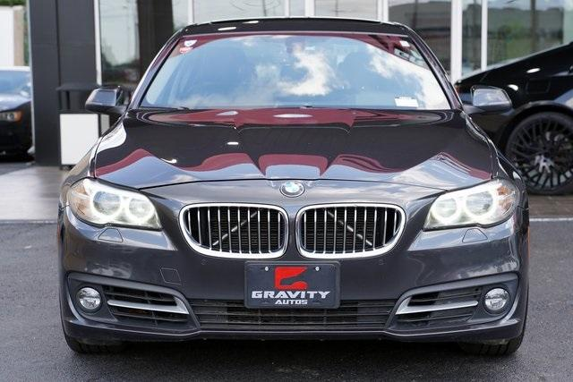 Used 2016 BMW 5 Series 528i xDrive for sale $22,991 at Gravity Autos Roswell in Roswell GA 30076 6