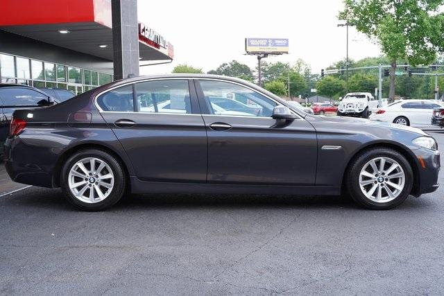 Used 2016 BMW 5 Series 528i xDrive for sale $22,991 at Gravity Autos Roswell in Roswell GA 30076 8