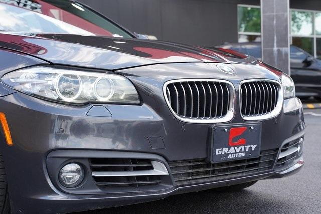 Used 2016 BMW 5 Series 528i xDrive for sale $22,991 at Gravity Autos Roswell in Roswell GA 30076 9