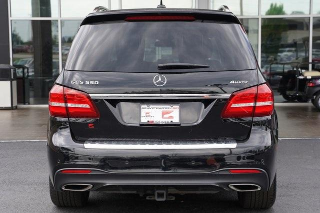 Used 2018 Mercedes-Benz GLS GLS 550 for sale $54,992 at Gravity Autos Roswell in Roswell GA 30076 11