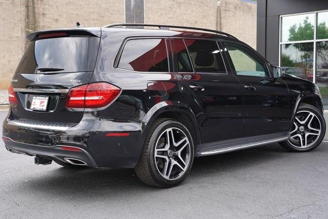 Used 2018 Mercedes-Benz GLS GLS 550 for sale $54,992 at Gravity Autos Roswell in Roswell GA 30076 12