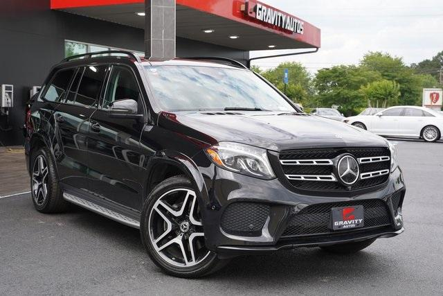 Used 2018 Mercedes-Benz GLS GLS 550 for sale $54,992 at Gravity Autos Roswell in Roswell GA 30076 2
