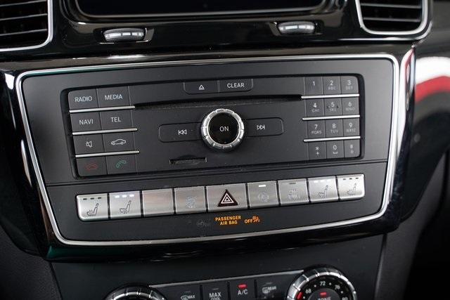 Used 2018 Mercedes-Benz GLS GLS 550 for sale $54,992 at Gravity Autos Roswell in Roswell GA 30076 24