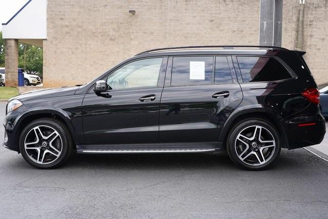 Used 2018 Mercedes-Benz GLS GLS 550 for sale $54,992 at Gravity Autos Roswell in Roswell GA 30076 4