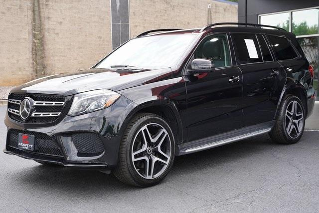 Used 2018 Mercedes-Benz GLS GLS 550 for sale $54,992 at Gravity Autos Roswell in Roswell GA 30076 5