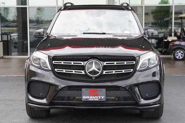 Used 2018 Mercedes-Benz GLS GLS 550 for sale $54,992 at Gravity Autos Roswell in Roswell GA 30076 6