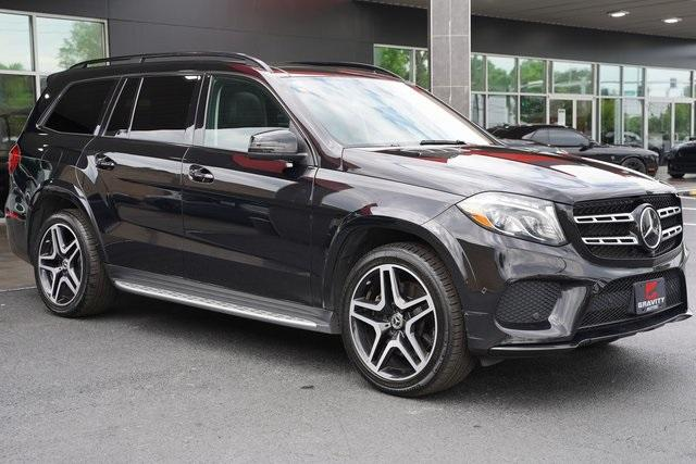 Used 2018 Mercedes-Benz GLS GLS 550 for sale $54,992 at Gravity Autos Roswell in Roswell GA 30076 7