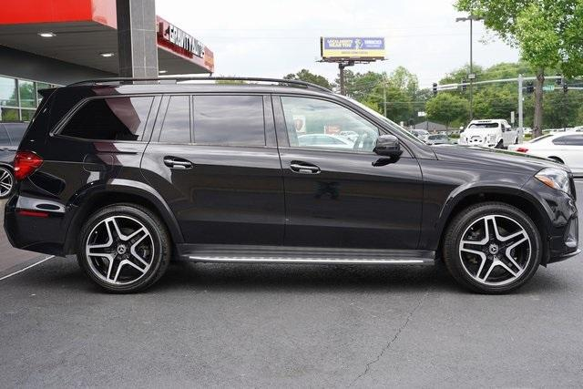 Used 2018 Mercedes-Benz GLS GLS 550 for sale $54,992 at Gravity Autos Roswell in Roswell GA 30076 8