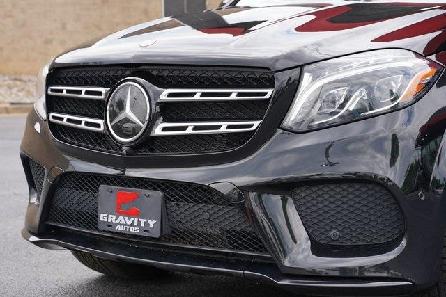 Used 2018 Mercedes-Benz GLS GLS 550 for sale $54,992 at Gravity Autos Roswell in Roswell GA 30076 9