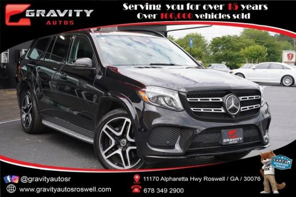 Used 2018 Mercedes-Benz GLS GLS 550 for sale $58,991 at Gravity Autos Roswell in Roswell GA