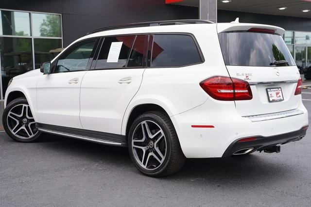 Used 2018 Mercedes-Benz GLS GLS 550 for sale $64,991 at Gravity Autos Roswell in Roswell GA 30076 10