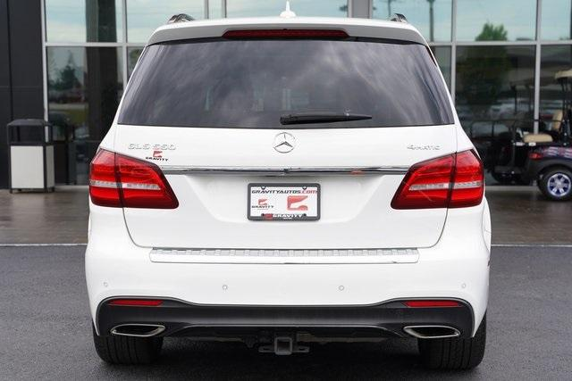 Used 2018 Mercedes-Benz GLS GLS 550 for sale $64,991 at Gravity Autos Roswell in Roswell GA 30076 11