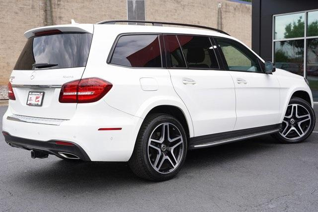 Used 2018 Mercedes-Benz GLS GLS 550 for sale $64,991 at Gravity Autos Roswell in Roswell GA 30076 12