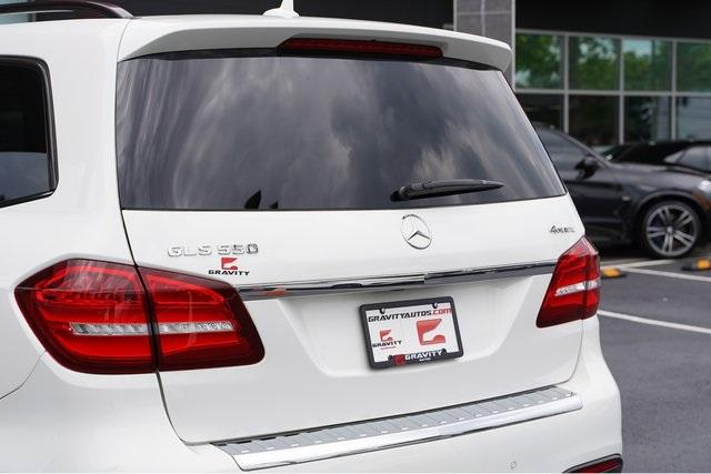 Used 2018 Mercedes-Benz GLS GLS 550 for sale $64,991 at Gravity Autos Roswell in Roswell GA 30076 13
